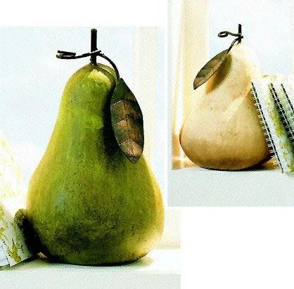 Ballard Designs Glazed Pear