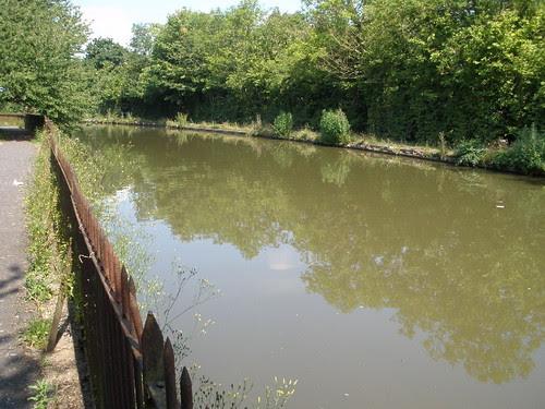 Grand Union Canal @ Leamington Spa