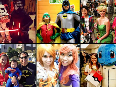 When Is The Next Comic Con In San Francisco