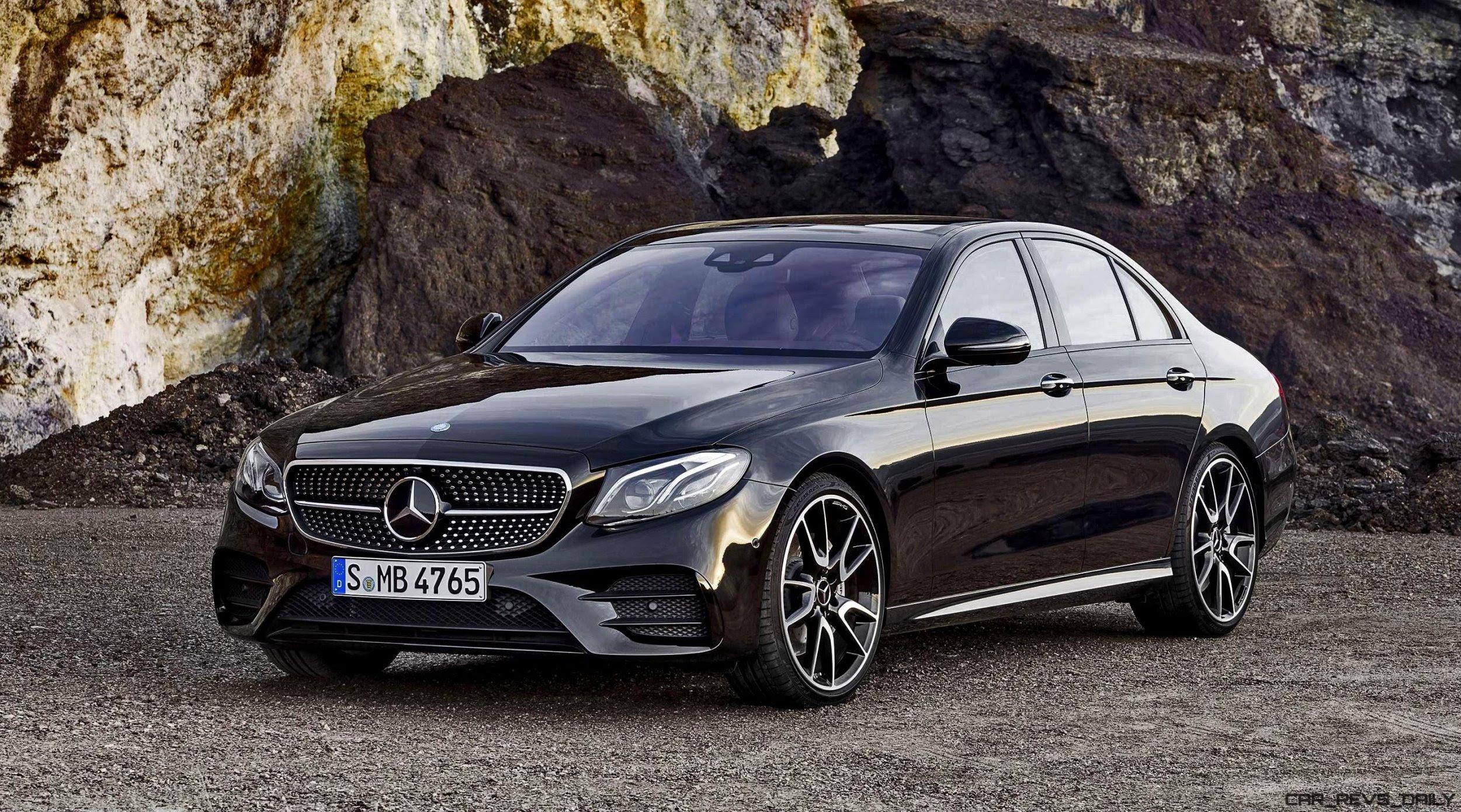 401HP 2017 Mercedes-AMG E43 - New 4Matic Hammer! » Car ...