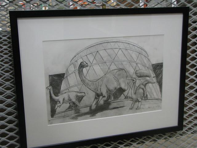 Alamosaurus sketch