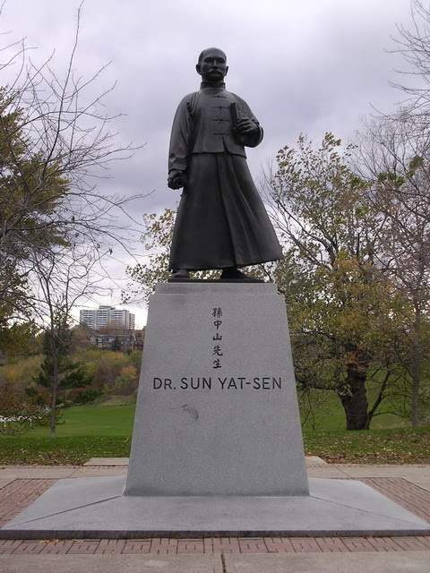 Patung Dr. Sun Yat Sen