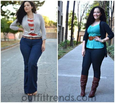 Plus Size Winter Outfits 14 Chic Winter style for Curvy Women