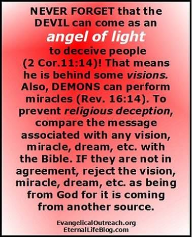 marian visions
