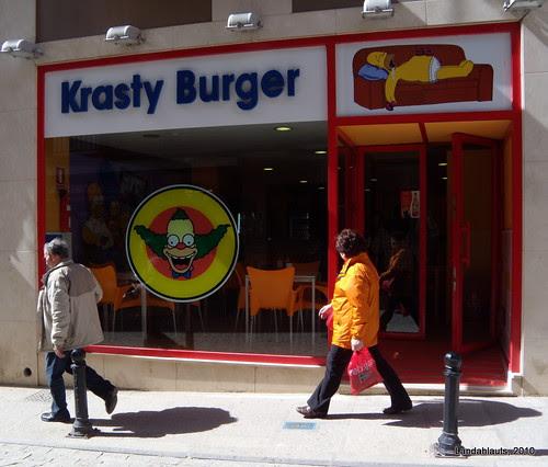 Krasty Burger