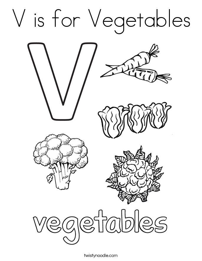 Letter V coloring pages | Free Coloring Pages | 886x685