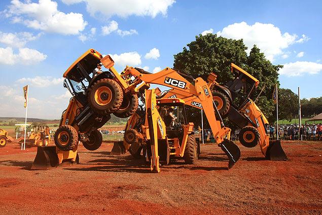 Resultado de imagem para Agrishow maquinas agricolas