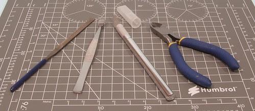 Humbrol Tools