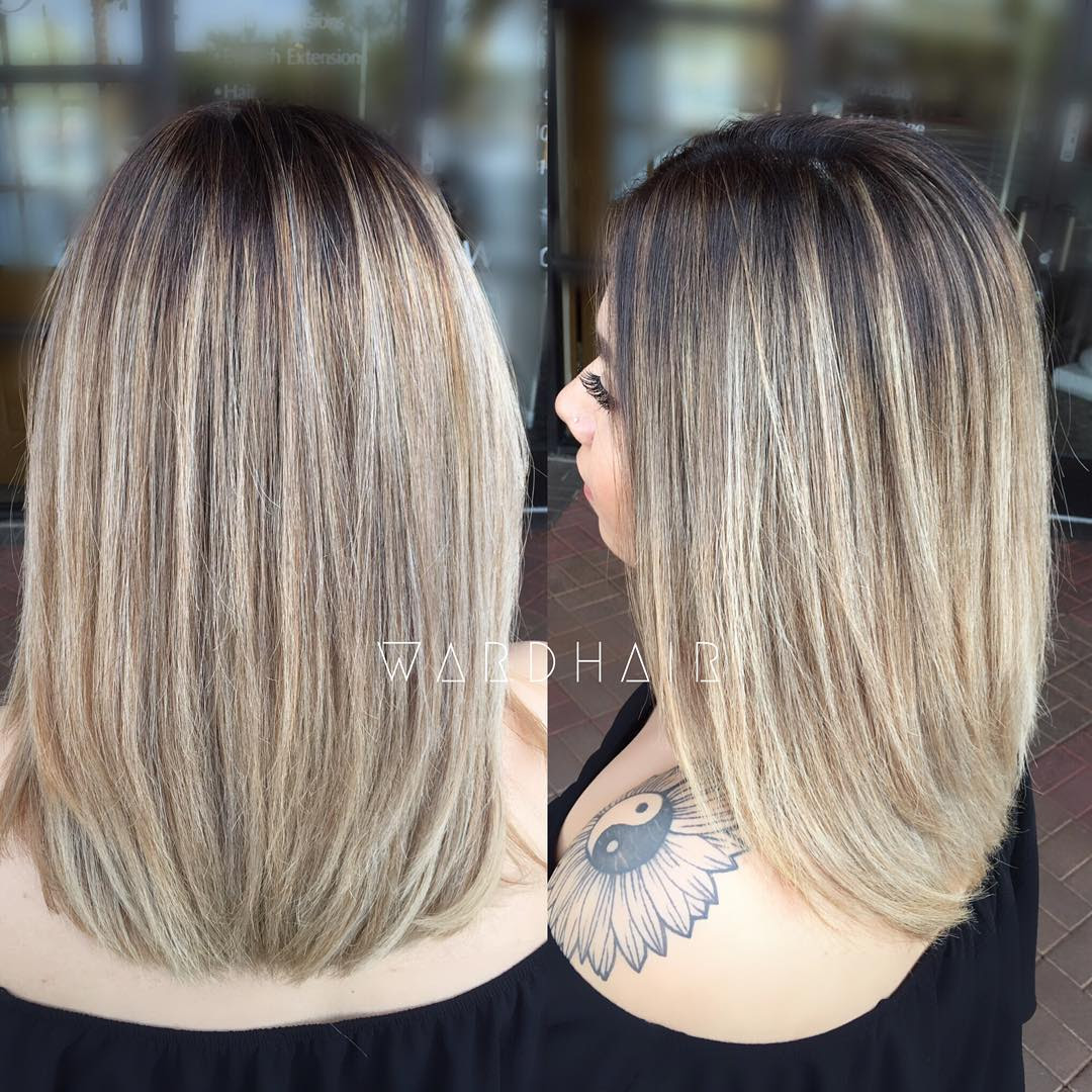 35 Best Medium Length Hairstyles for 2018 – Easy Shoulder Length Hairstyles