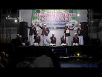 MAN Kota Tegal Raih Juara II Festival Hadroh Tingkat Umum Se Kabupaten dan Kota Tegal