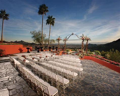 Arizona Wedding Venues, Tapatio Cliffs Resort Phoenix