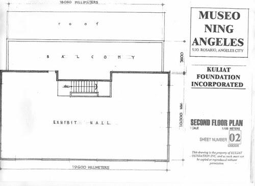 Second Floor Plan 02