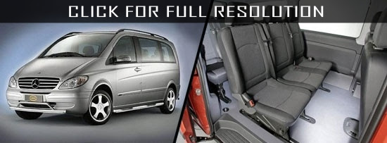 Mercedes Benz Vito 7 Seater - amazing photo gallery, some ...