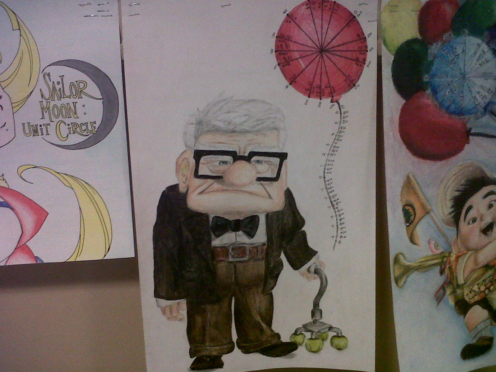 Fantastic art by students at McNair Academic High School in Jersey ...