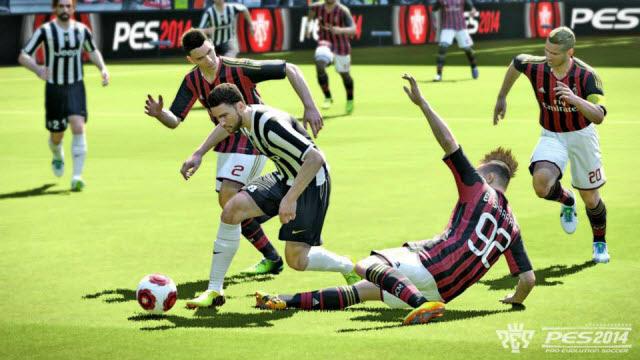 تحميل لعبة evolution soccer 2014