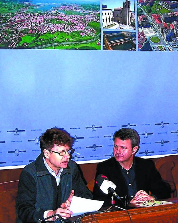 José Félix Colado y José Antonio Santano presentaron la jornada./
