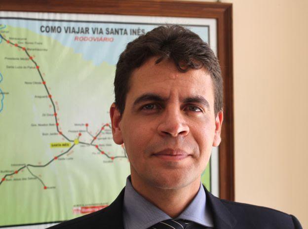 El fiscal del Estado, Fabio Santos de Oliviera