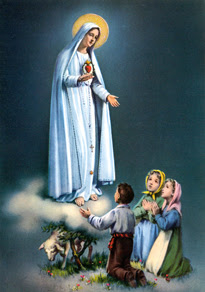 Mensagem de Nossa Senhora de Fatima