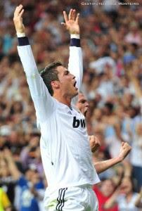 Imagen tomada del Facebook oficial de Cristiano Ronaldo.