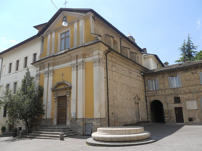 File:Chiesa di San Rufo - Rieti.jpg