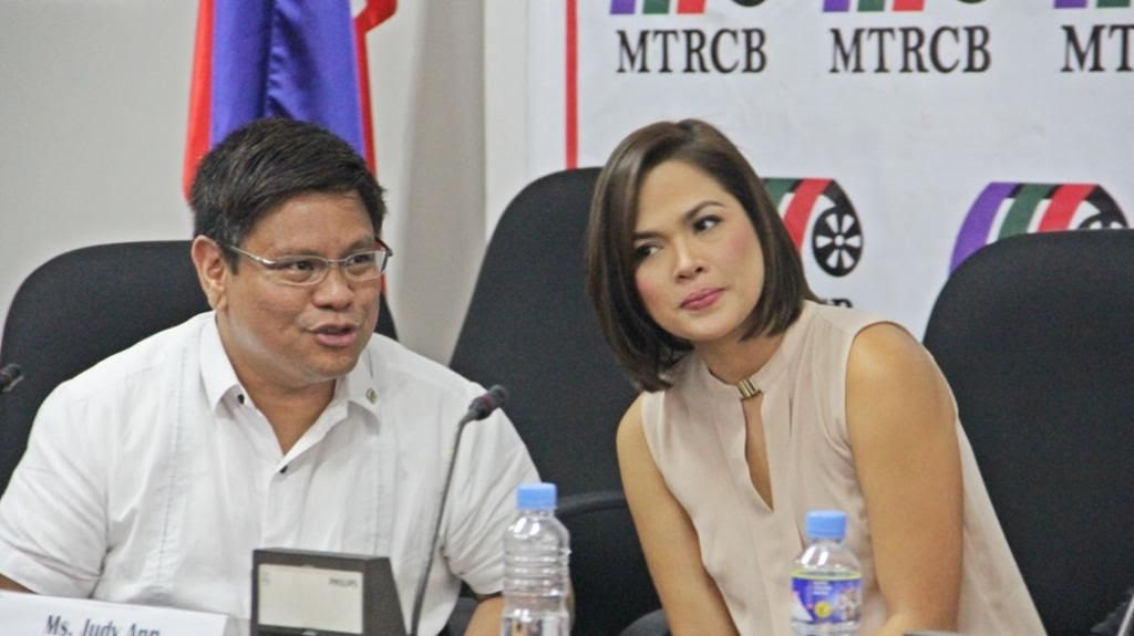 MTRCB launches its 2015 TV and film infomercial