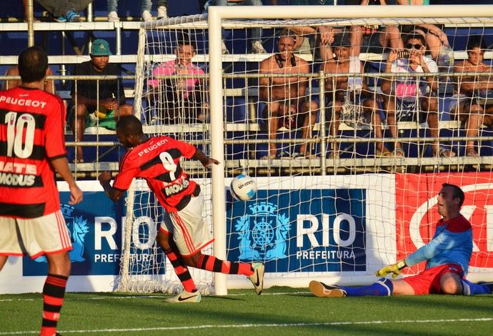Flamengo Nacional Desafio Internacional futebol 7 (Foto: Davi Pereira/Jornal F7.com)