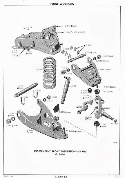 Chevy Silverado Suspension Diagram