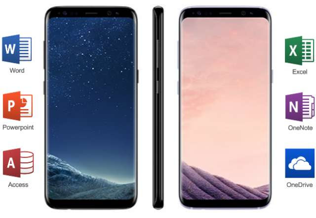 Galaxy-S8-S8-Plus-Microsoft-Edition