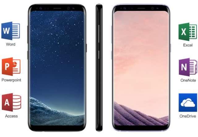Galaxy-S8-S8-Plus-Microsoft-Edition