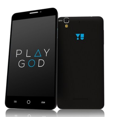 Micromax Yureka Yu - Best Android Phones under 10000 Rs