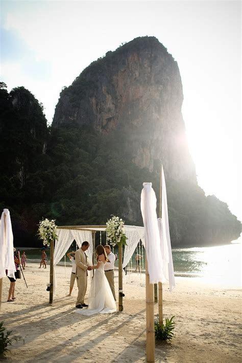 Krabi, Thailand   Destination Weddings   POPSUGAR Love