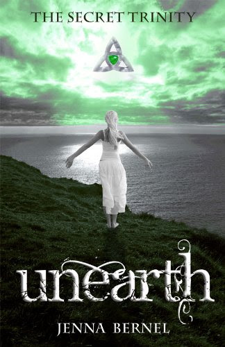 The Secret Trinity: Unearth (Fae-Witch Trilogy, Book 1) by Jenna Bernel
