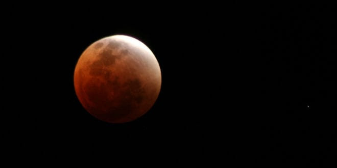 This year, the world is witness to several blood moons. (Photo: Wikipedia)