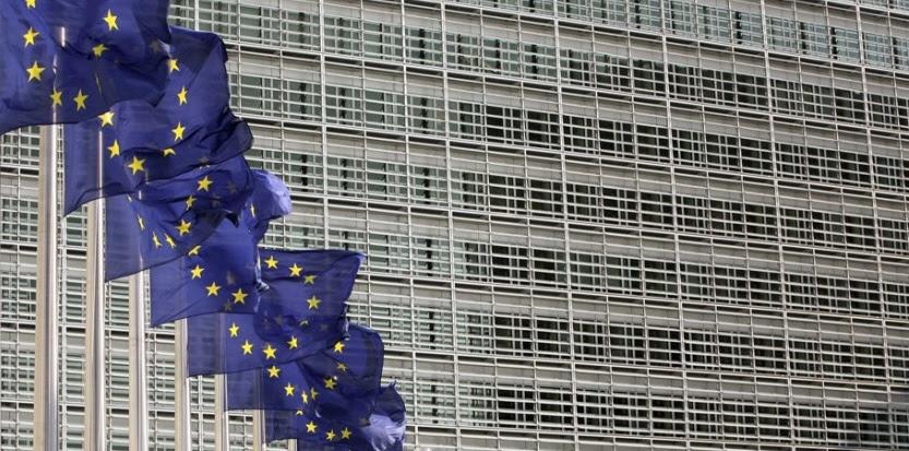 Siège de la Commission européenne, à Bruxelles. (VARIO IMAGES/SIPA)