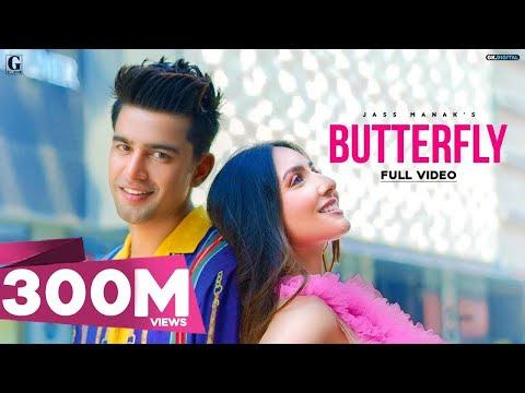 Butterfly : Jass Manak (Full Video) Satti Dhillon | Sharry Nexus | GK DIGITAL | New Songs | Geet MP3