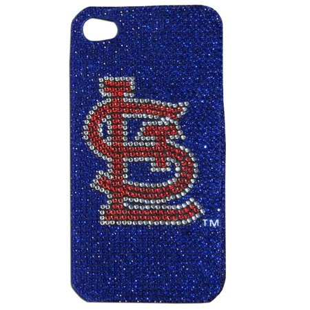 GET St. Louis Cardinals Iphone Case - Glitz 4g Faceplate LIMITED