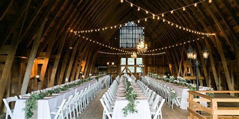 Homestead Barn at Dover Bay Weddings   Get Prices for
