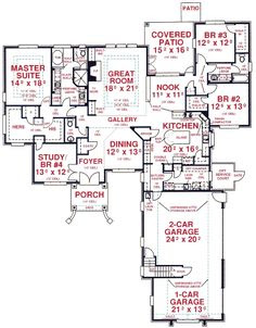House layouts on Pinterest