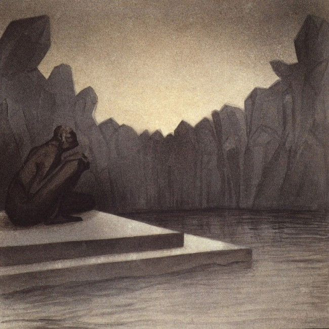 Alfred Kubin - Straznik, 1903