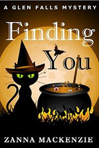 Finding You by Zanna Mackenzie