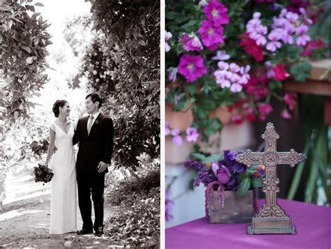 JL DESIGNS: a spanish hacienda style wedding