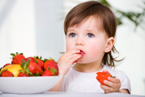 What Are the Benefits of Fruits & Vegetables for Kids? by in2fruit.com.au