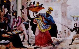 História do carnaval no Brasil