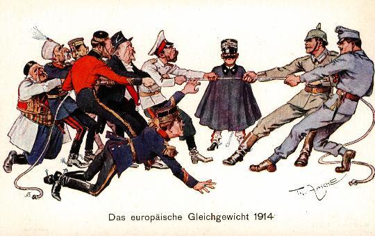 Imagini pentru el conflicto interimperialista