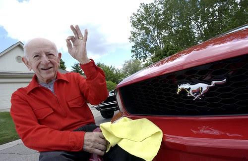 John Kachigian, Ford Motor Company retiree
