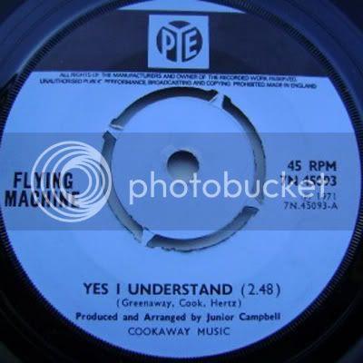 Flying Machine - Yes I Understand