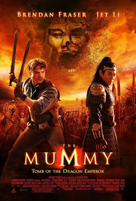 The Mummy: Tomb of the Dragon Emperor Theatrical One Sheet Movie Poster