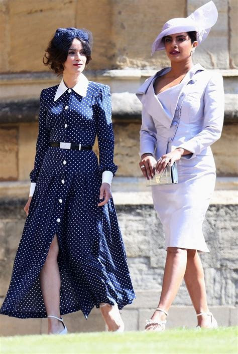 Best Dressed At The Royal Wedding 2018 . : My Fashion