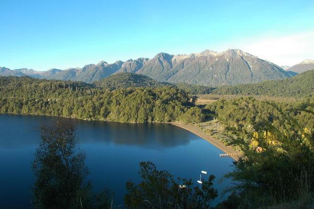 Traversé entre Chili Argentine frontière Puyehue