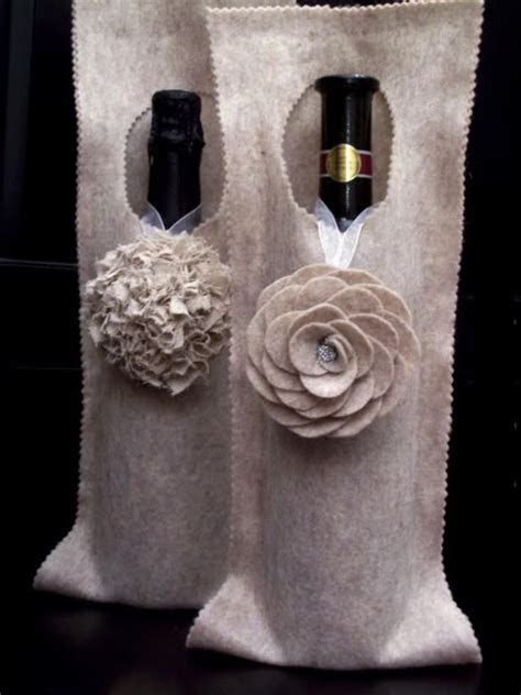 20 CREATIVE WINE BOTTLE WRAPPING WAYS TO IMPRESS YOUR